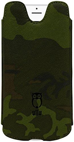 ullu Sleeve for iPhone 8 Plus/ 7 Plus - Army Woodland Green UDUO7PPL77 by ullu (Image #5)