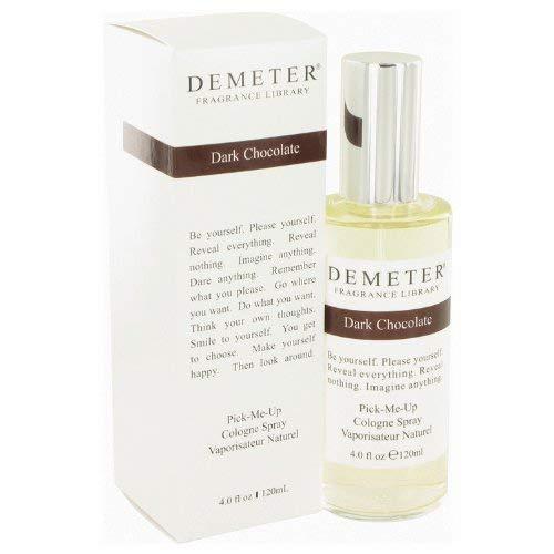 - Demeter Cologne Spray, Dark Chocolate, 4 Ounce