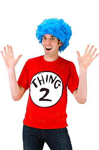 elope Dr Seuss Thing 2 Short Sleeve T-Shirt -
