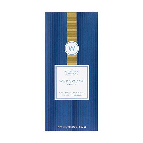(Wedgwood Signature Tea Wedgwood Original Tea Box/12)