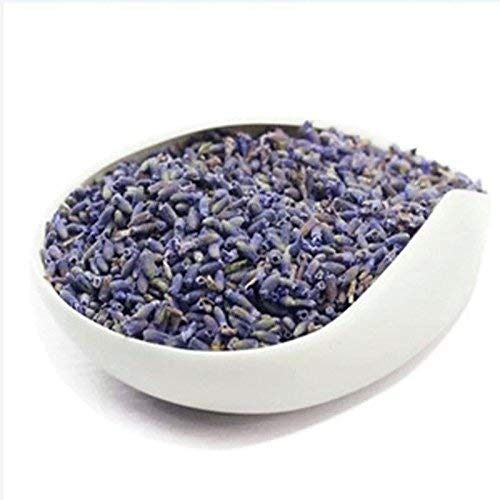 Provence Lavender - JF French Provence lavender dried flower grain 1/2 pound,Suit For Making Lavender Flower Pillow & Hertal Tea