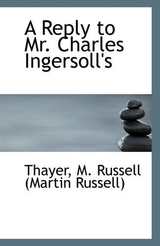 Download A Reply to Mr. Charles Ingersoll's pdf