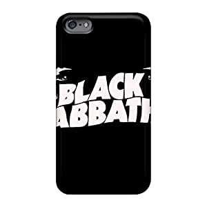 Best Hard Cell-phone Cases For Iphone 6 (uwR13269PAOq) Customized HD Black Sabbath Band Series