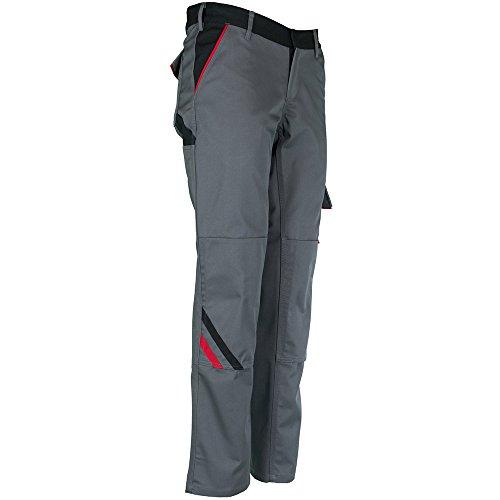 300 nbsp;mg nbsp;pantaloni Schiefer 234024 rot schwarz Planam 2391038 5qwtECC