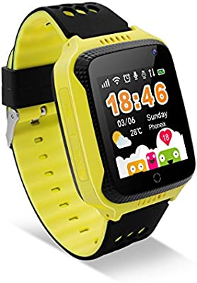Diggro Smartwatch Llamada Anti-Lost SOS 1.44 Inch GPS Touch Kids ...