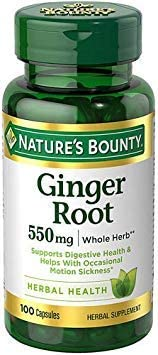 Nature's Bounty Ginger Root