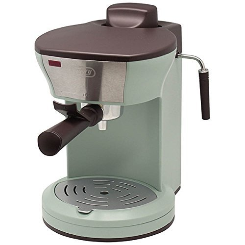 LADONNA Toffy Home Espresso Machine K-CM3-PA (PALE AQUA)【Japan Domestic genuine products】