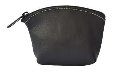 Amazon.com: Artisan de piel cartera en negro – fabricado en ...