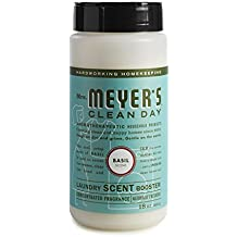 Mrs. Meyer's Clean Day Laundry Scent Booster, Basil, 18 oz