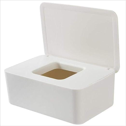 NUOMIZAI Caja de pañuelos-Caja de servilletas Rectangular de ...
