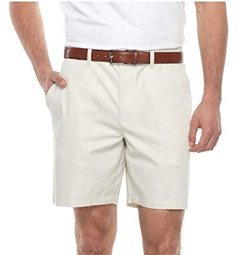 Croft & Barrow Side Elastic Relaxed Fit Cotton Cargo Shorts (Silver Birch, 52) from Croft & Barrow