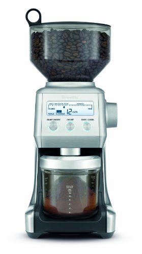 Breville BCG800XL Smart Grinder Review
