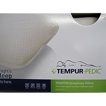 Amazon Com The Neckpillow By Tempur Pedic Medium 20 Quot X 12