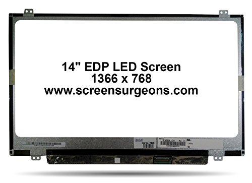 Toshiba Satellite CL45-C4330 Replacement Screen by Screen Surgeons