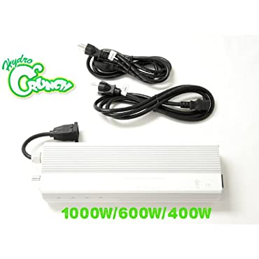 Quantum 400W Dimmable Ballast Digital Grow Light