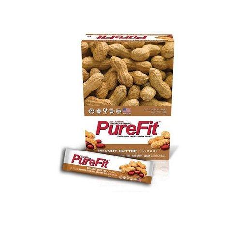 Bulk Saver Pack 45x2 OZ : Pure Fit Bar - Peanut Butter Crunch - Case of 15