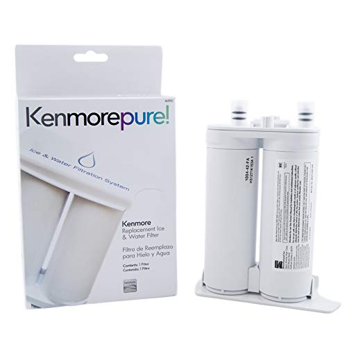 Kenmore 9911 Refrigerator Water Filter, White (Sears Water Filter)