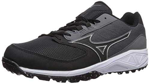 Mizuno Mens Dominant All Surface Low Turf Shoe Baseball