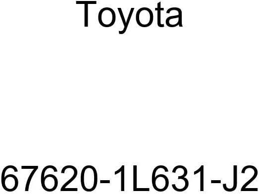 Genuine Toyota 67620-1L631-J2 Door Trim Board