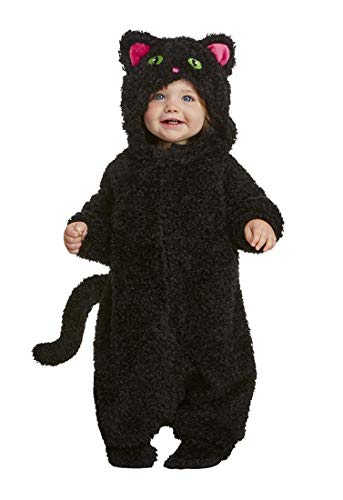 (Infant Black Cat Costume 2T)