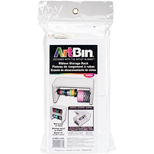 (ArtBin 6826AG Ribbon Storage Rack)