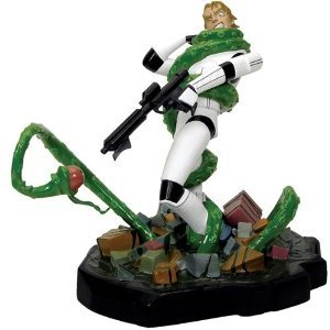 Gentle Giant Maquettes - Luke Skywalker Stormtrooper Animated Star Wars Gentle Giant Exclusive Maquette