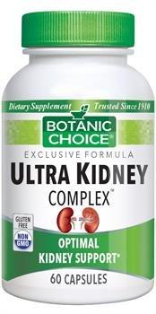 Botanic Choice Ultra Kidney Complex 60 Capsules