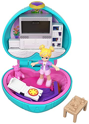 Polly Pocket Secret Slumber Party (Polly Pocket Pool Party On The Go)