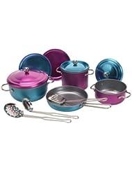 Schylling: Happy Homemaker Tin Cookware Set