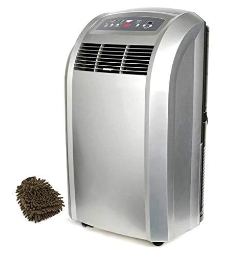 Exhaust Arc (Whynter ARC-12S Portable Air Conditioner, 12000 BTU Dehumidifier, Fan, Exhaust Remote Activated Carbon Filter (Complete Set) w/Bonus: Premium Microfiber Cleaner Bundle)