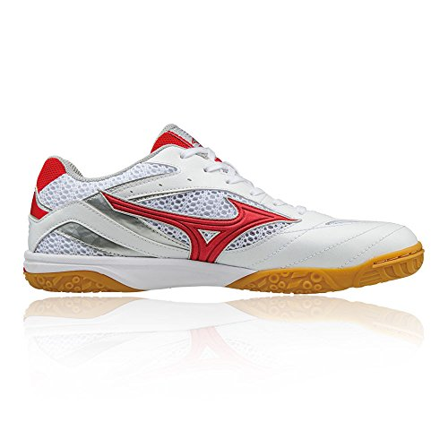 Table 8 red Tennis Wave Mizuno SS18 Drive Chaussure de 6gEzxtwx