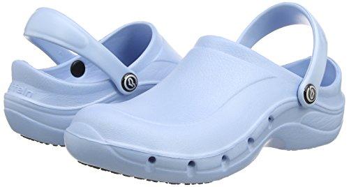 Toffeln - Eziklog - Chaussures de sécurité mixte adulte, Bleu (Light Blue), 41