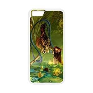 Case Cover For Apple Iphone 6 Plus 5.5 Inch The elves Phone Back Case Personalized Art Print Design Hard Shell Protection FG065947