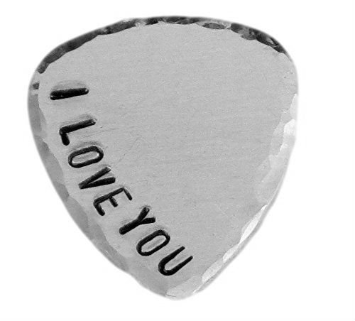 Custom Guitar Pick - Customize your own Guitar Pick - Weathered Finish (Customize Guitar)