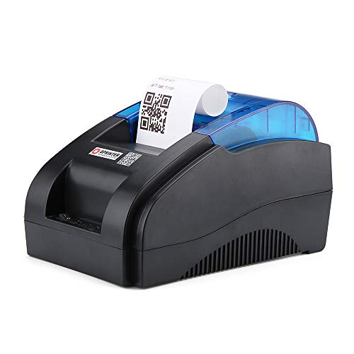 Desktop 58mm USB Thermal Receipt Printer for All Windows by Dprinter