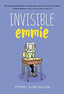Book Cover: Invisible Emmie