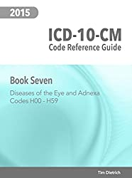ICD-10-CM Code Reference Guide: Book 7: Diseases of the Eye and Adnexa: Codes H00 Through H59