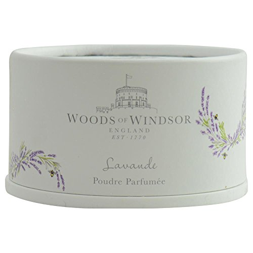 WOODS OF WINDSOR LAVENDER by Woods of Windsor DUSTING POWDER 3.5 OZ for WOMEN ---(Package Of 5) by Woods of Windsor