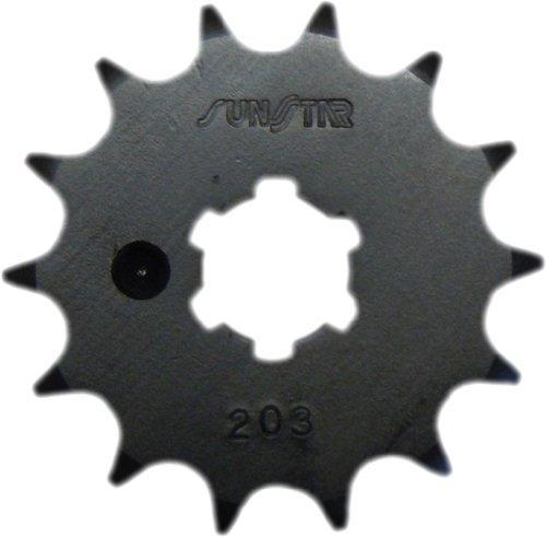 Sunstar 20314 14-Teeth 428 Chain Size Front Countershaft Sprocket
