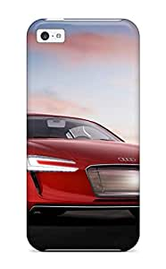 2638899K18862630 New Audi E Tron 7 Skin Case Cover Shatterproof Case For Iphone 5c