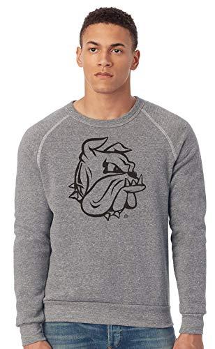 - J2 Sport Minnesota Duluth Bulldogs NCAA Unisex Champ Eco-Fleece Solid Sweatshirt