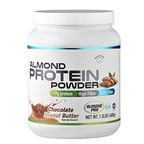 ALMOND PRO ALMOND PROTEIN POWDER (CHOCOLATE PEANUT BUTTER)