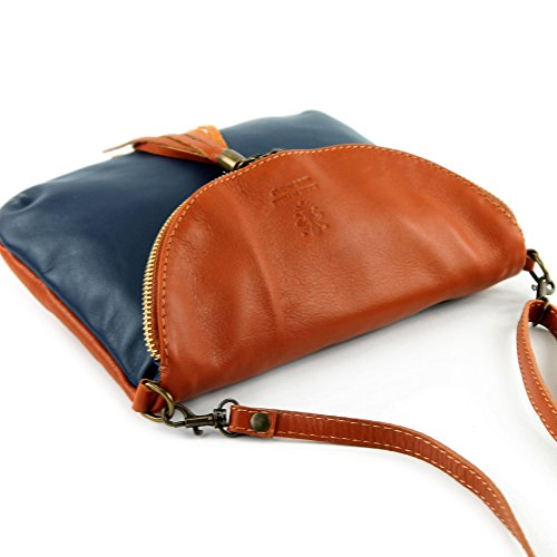 ital cuir d'embrayage petit Sac cuir d'embrayage en sac sac 6nTqHW5
