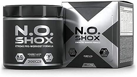 Prozis Xcore Series NO Shox - 660 gr Blood Cola