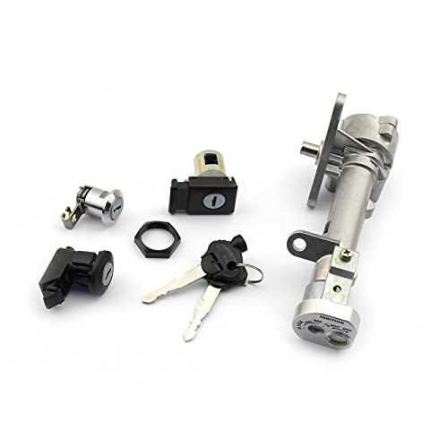 Lock Set for SuzukBurgman 400AN400K415Carburetor 98-02
