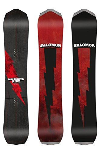 - Salomon Snowboards Ultimate Ride Snowboard One Color, 158cm