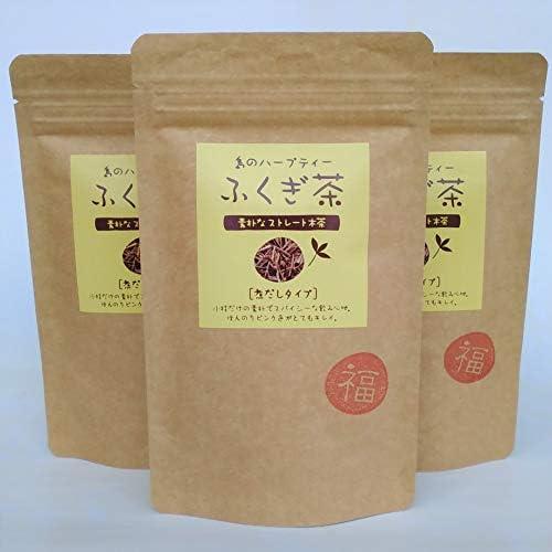ふくぎ茶(木茶・煮出し用)×3袋セット(クロモジ茶)