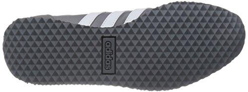 Adidas Uomo Grigio 41 Bianco Da Scarpe Grigi Ginnastica 84pF8q