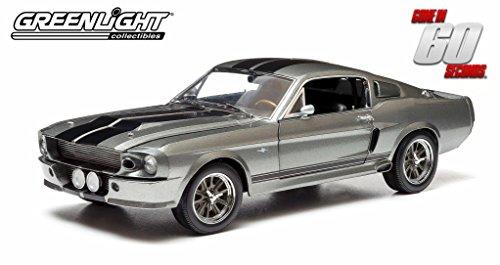 "1967 Custom Ford Mustang ""Eleanor"" Gone in 60 Secs. 1:18 Sca"