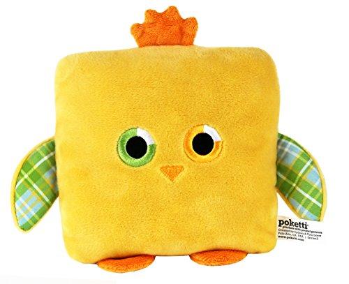 Poketti Plushies with Pocket Powers Series2 - Plush Toy Chicken Bird - Scout the - George Sydney Australia Street